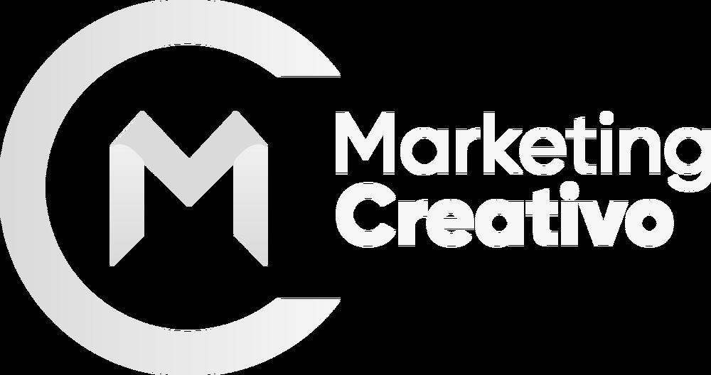 Logo blanco Marketing Creativo